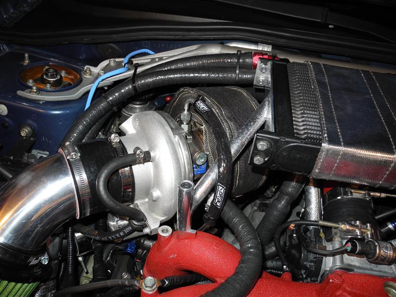 EFR 7064 + Moore Performance & Element Pro Comp Motor FTW