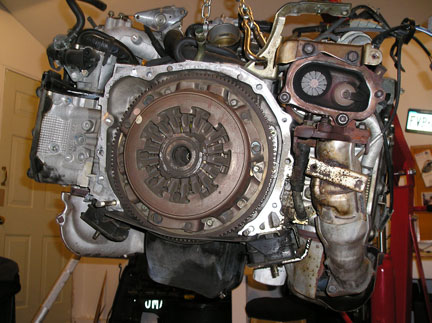 Where To Attach Engine Hoist To Block Nasioc